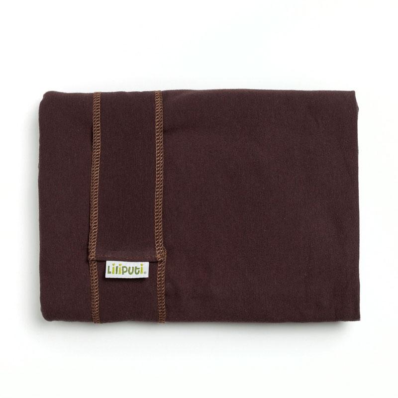 Wrap elastic Liliputi Classic line Brown Hazel imagine