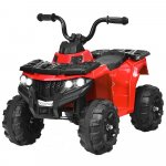 Atv electric 6V Nichiduta Racer 1 Red