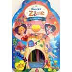 Carte de colorat Zane