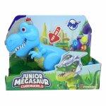 Dinozaur Junior Cyberworld T-Rex Albastru