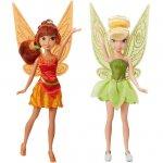 Set papusi Clopotica si Fawn Disney Fairies