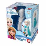 Figurina Frozen Elsa pentru desen 3D