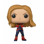 Figurina Pop Avengers Endgame Captain Marvel