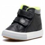 Ghete Converse 769332C 1690 Leather Black 23 (144 mm)