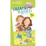 Joc educativ Luk Creativi si Isteti exercitii distractive si creative Editura Kreativ EK6144