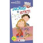 Joc educativ Luk Jucausi si Isteti exercitii distractive si creative Editura Kreativ EK6146