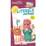 Joc educativ Luk literele jucause Editura Kreativ EK6140