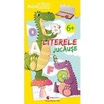 Joc educativ Luk exercitii distractive de limba romana Editura Kreativ EK6142