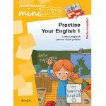 Joc educativ Luk Practise your English 1 exercitii de limba engleza pentru incepatori Editura Kreativ EK1551