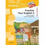 Joc educativ Luk Practise your English 2 exercitii de limba engleza pentru incepatori Editura Kreativ EK1552