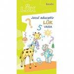 Joc educativ Luk Vara exercitii interdisciplinare Editura Kreativ EK468
