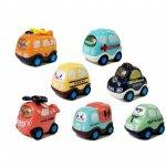 Set 7 masinute Lean Toys