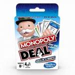 Carti de joc Deal limba romana Monopoly