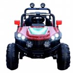 Masinuta electrica 4x4 Nichiduta Shadow Spider Red
