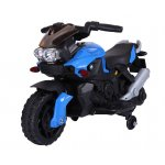 Motocicleta electrica Nichiduta Sport 6V cu roti ajutatoare Blue