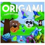 Origami 4 superdistractiv Editura Kreativ EK5703