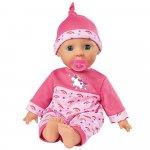 Papusa bebelus Laura 38 cm cu sunete