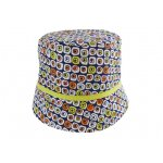 Palarie colorata de vara pentru copii 52 cm