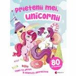 Prietenii mei unicornii Editura Kreativ EK8466