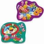 Puzzle magnetic leu-hipopotam Roter Kafer RK5020-04