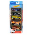 Set 5 masini Hot Wheels Rescue