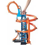 Set de joaca Hot Wheels Sky Crash Tower Car