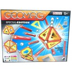 Set de constructie magnetic Geomag editie speciala Color 34 piese