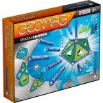 Set de constructie magnetic Geomag editie speciala Color 60 piese