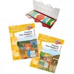 Set joc educativ Luk limba engleza pentru incepatori Editura Kreativ EK5838