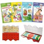 Set joc educativ Luk varsta 6 ani matematica, limba romana, logica si creativitate Editura Kreativ EK6152