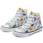 Sneakers Converse Dinoverse Chuck Taylor All Star 669671C 1390 Canvas 32 (203 mm)