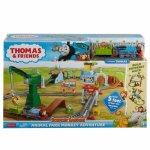Set motorizat Aventuri in parcul cu animale Thomas