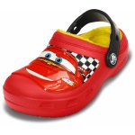 Slapi Crocs CC McQueen Lined Clog Red 22 (132 mm - C6)