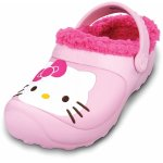 Slapi Crocs Hello Kitty Lnd Custom Clog EU Bubblegum/Fuchsia 22 (132 mm - C6)