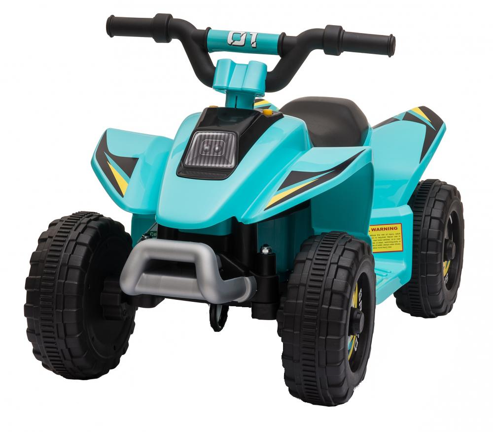 Atv electric 6V Nichiduta Speed 1 Blue - 10