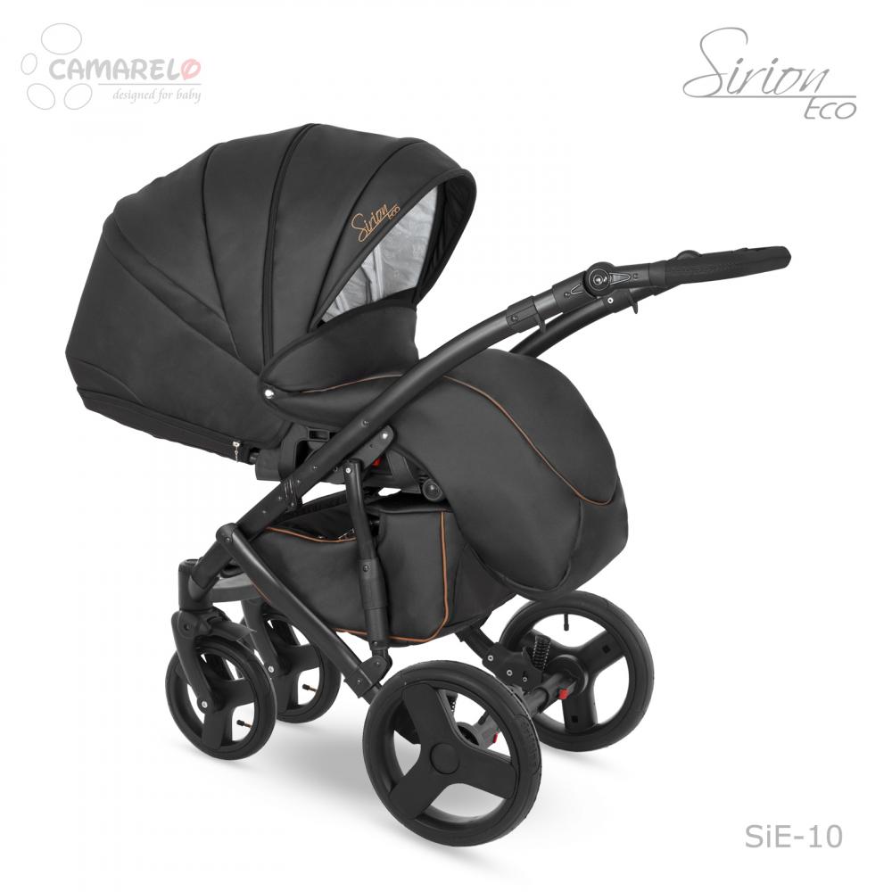 Carucior copii 2 in 1 Sirion Eco Camarelor color SiE-10