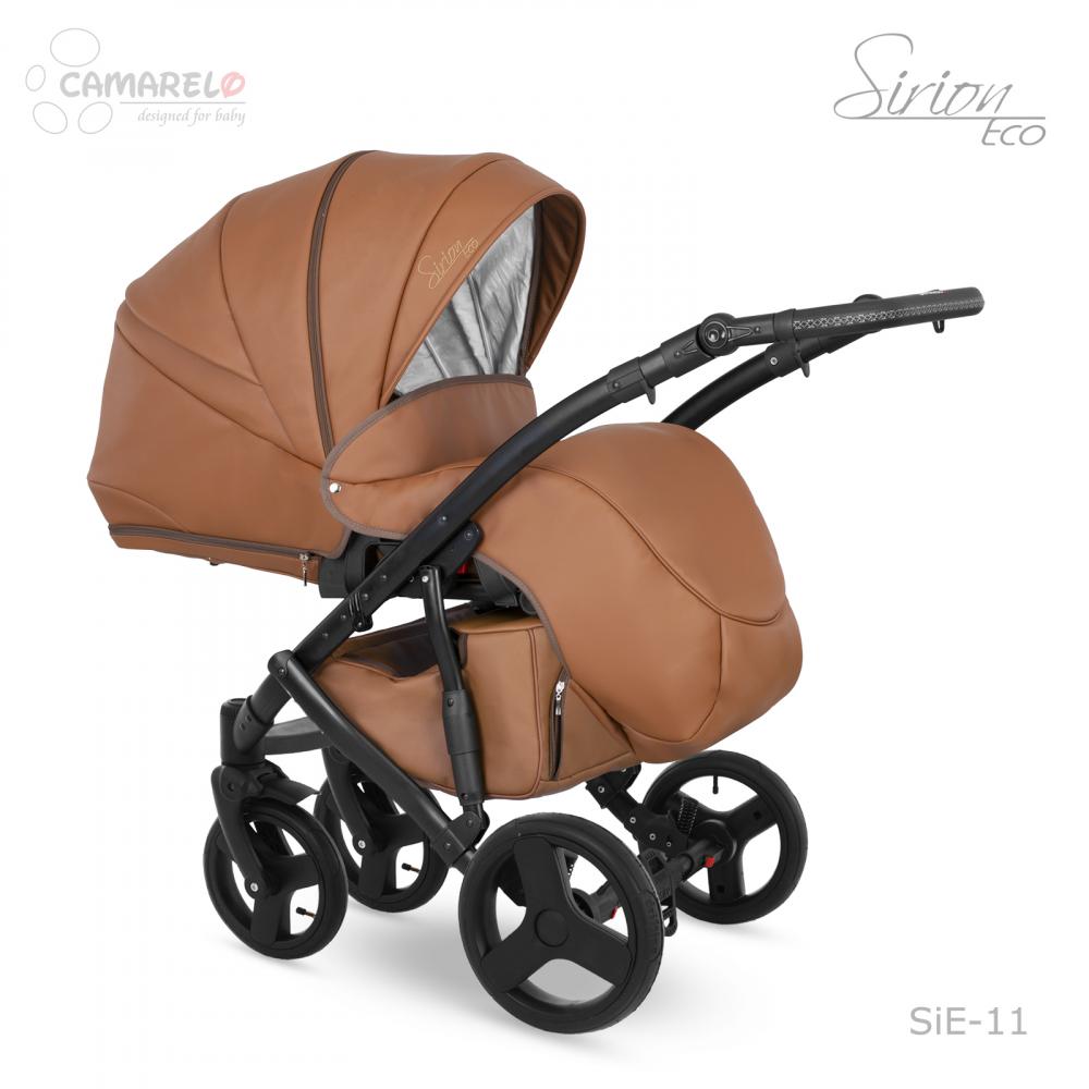 Carucior copii 2 in 1 Sirion Eco Camarelor color SiE-11