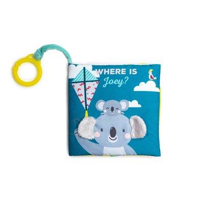TAF TOYS Centru joaca tip carte Unde este Joey
