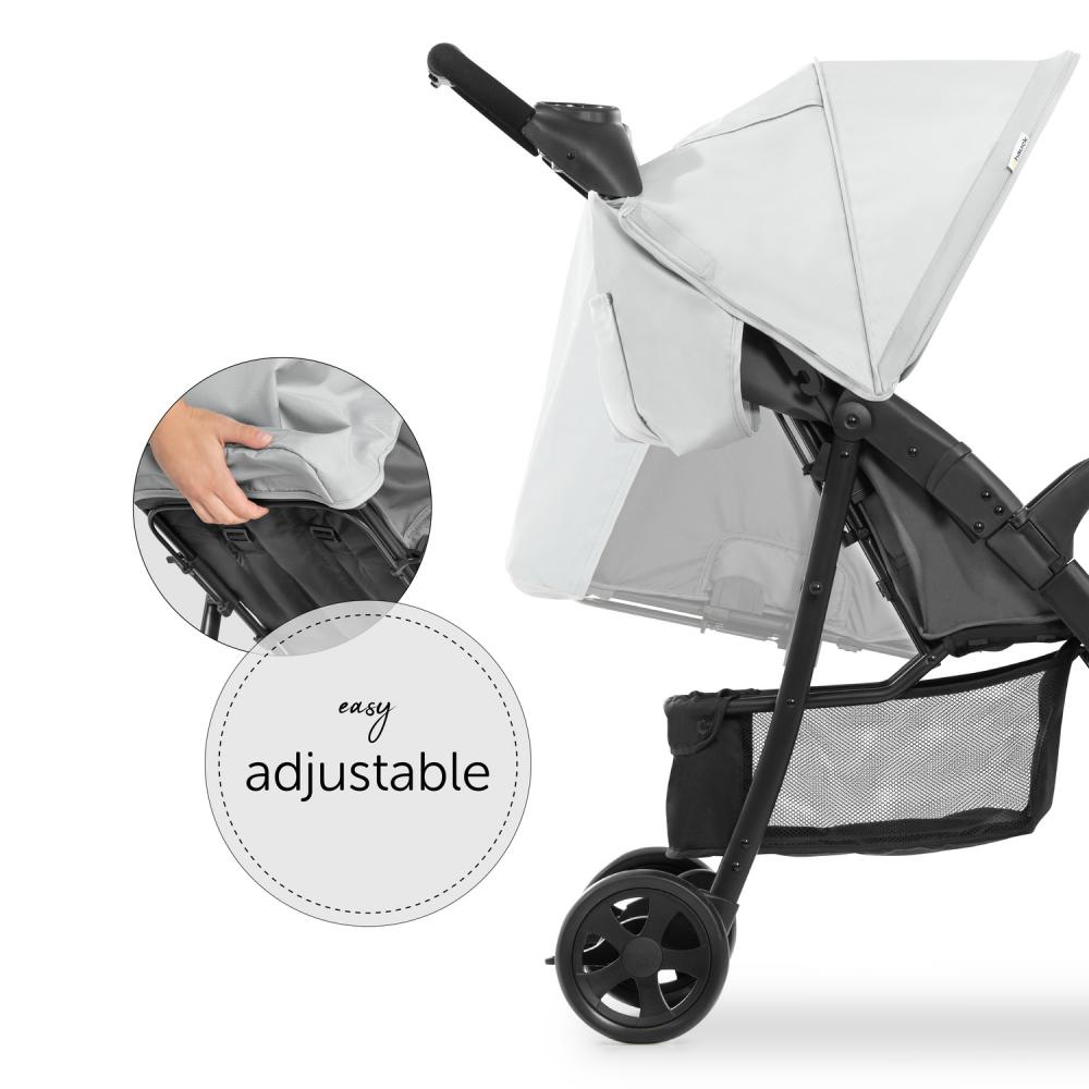 Crucior Hauck Shopper Neo II Grey imagine