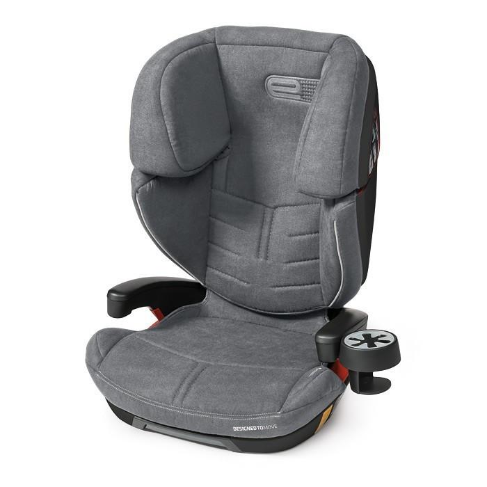 Scaun auto 15-36 kg Espiro Omega FX 07 GraySilver 2020