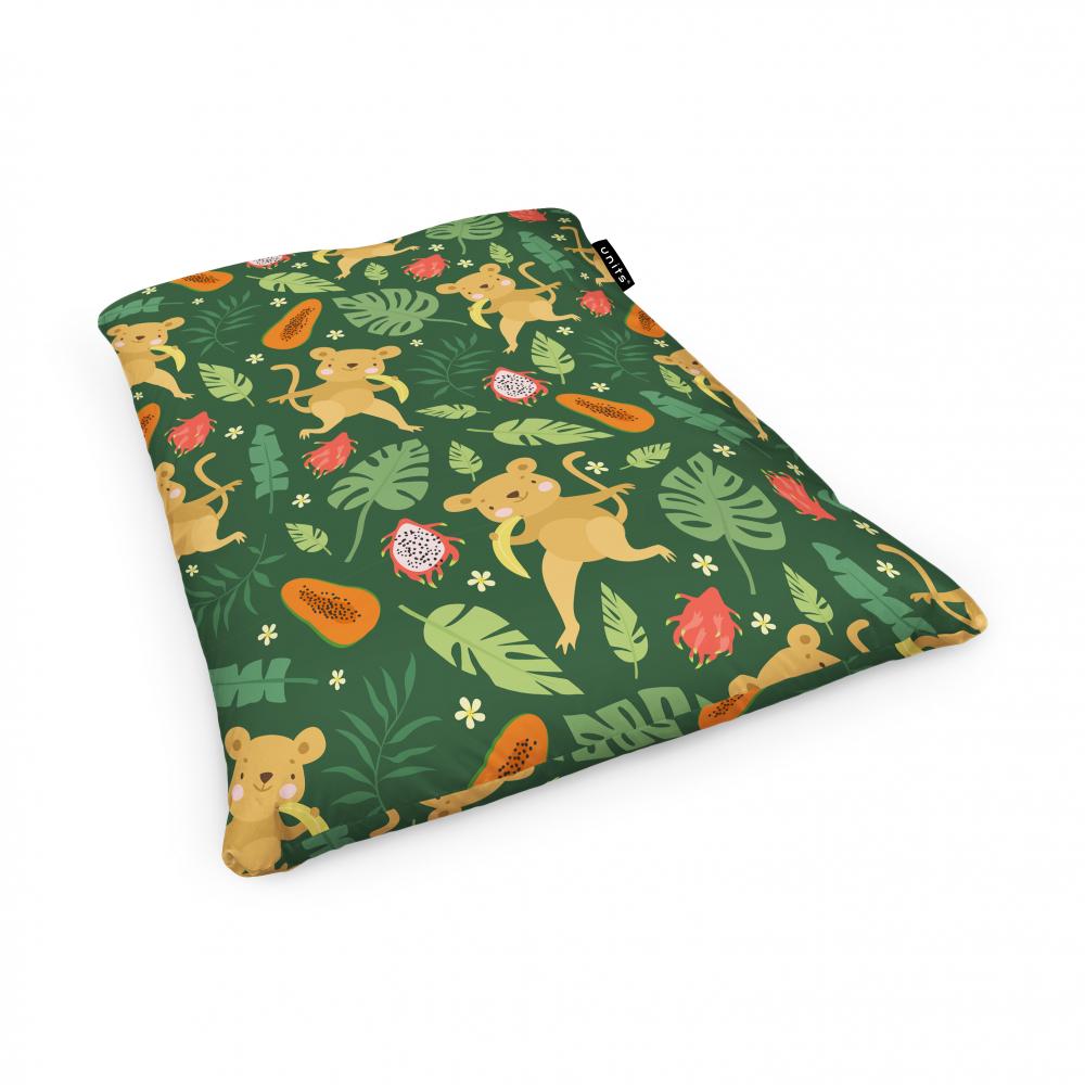 Fotoliu Units Puf Bean Bags tip perna impermeabil maimute