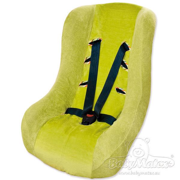 Husa scaun auto Baby Matex Green 52