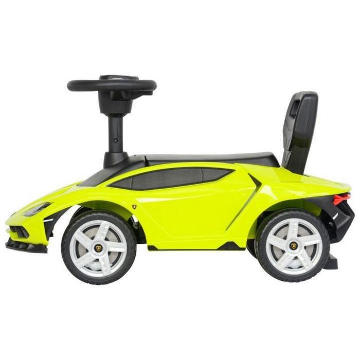 Masinuta de impins Lamborghini 3726A verde imagine