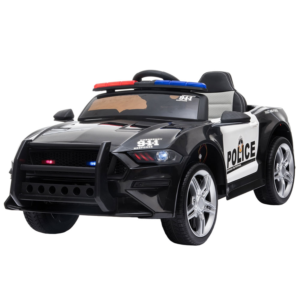 Masinuta electrica Chipolino Police black - 7