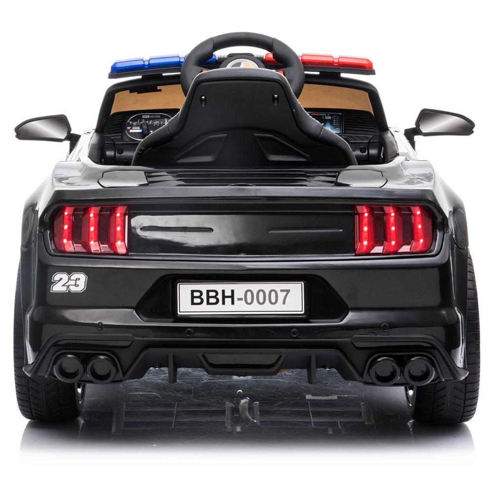 Masinuta electrica Chipolino Police black - 3