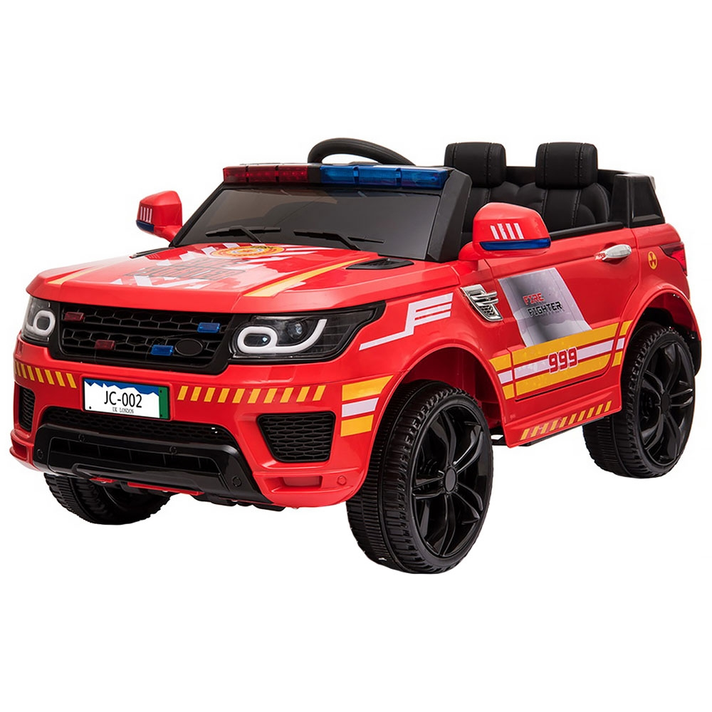 Masinuta electrica Chipolino SUV Police red