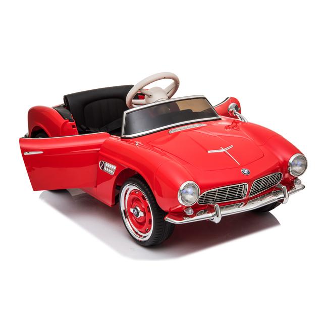 Masinuta electrica cu roti EVA BMW 507 Red - 2