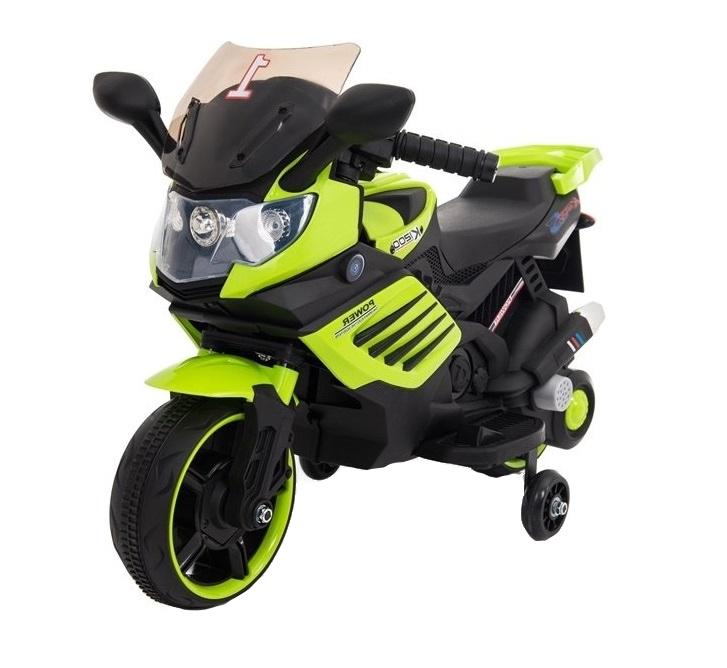 Motocicleta electrica Nichiduta Power 6V Green - 7