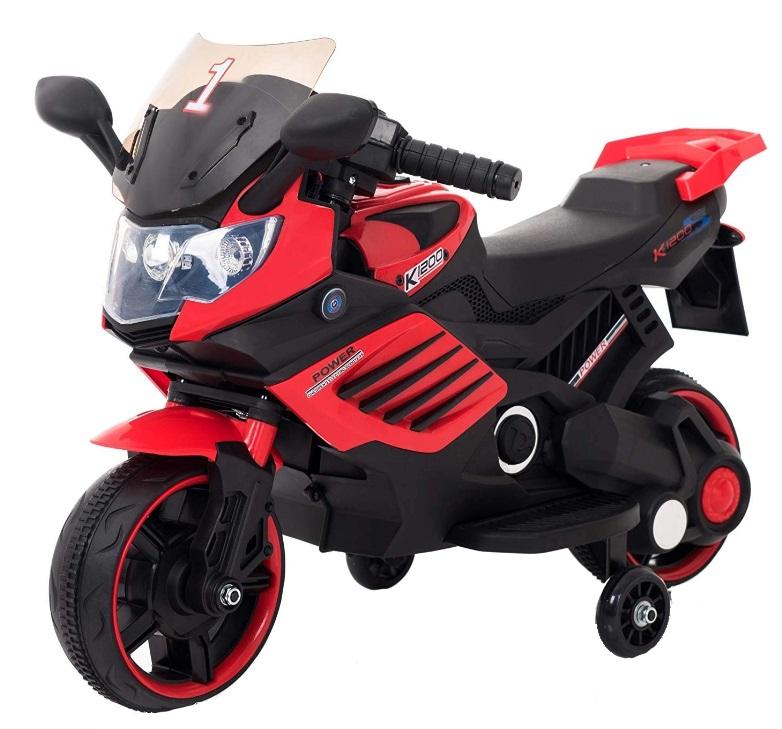 Motocicleta electrica Nichiduta Power 6V Red - 9