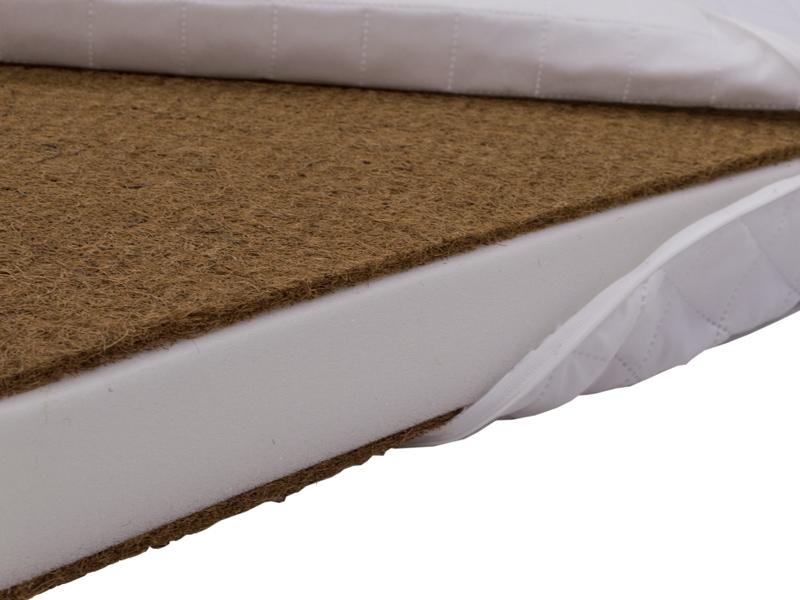 Saltea Cocos Confort II 100x50x8 cm imagine